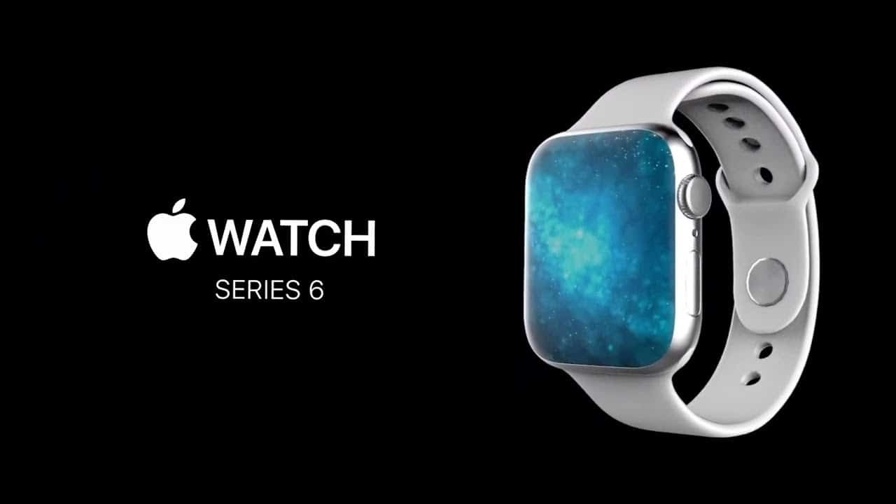 Rumours on the Apple Watch Series 6