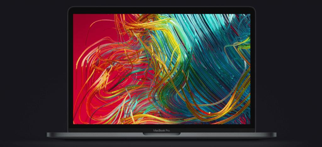 Macbook Pro 13 inch display