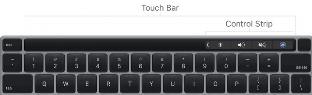 Macbook Pro 16 inch Touch ID