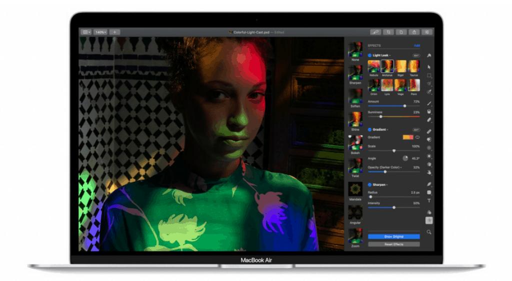Macbook Air 13 inch display