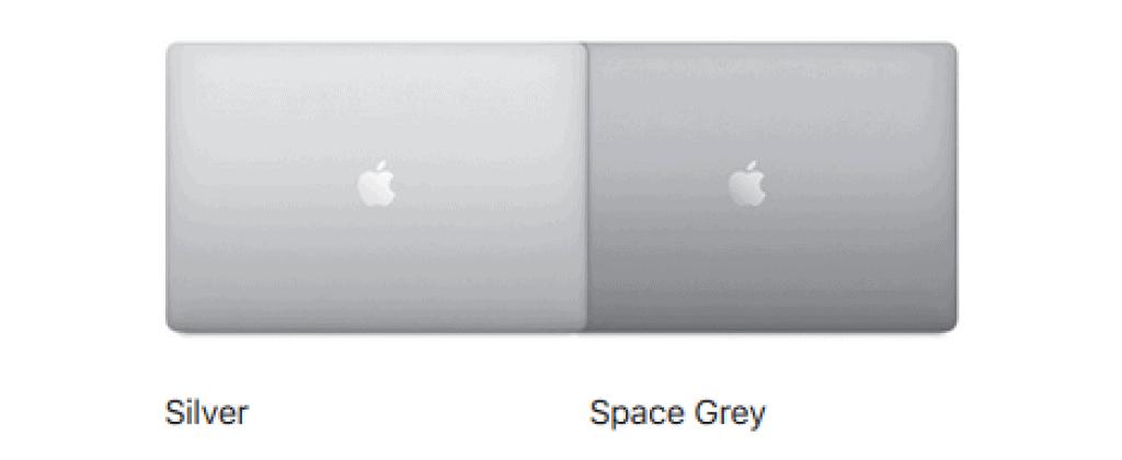 Macbook Pro 13 inch colour