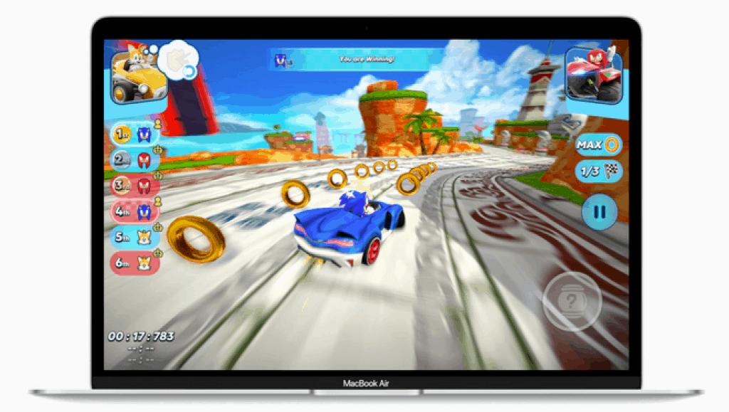 Macbook Air 13 inch performance