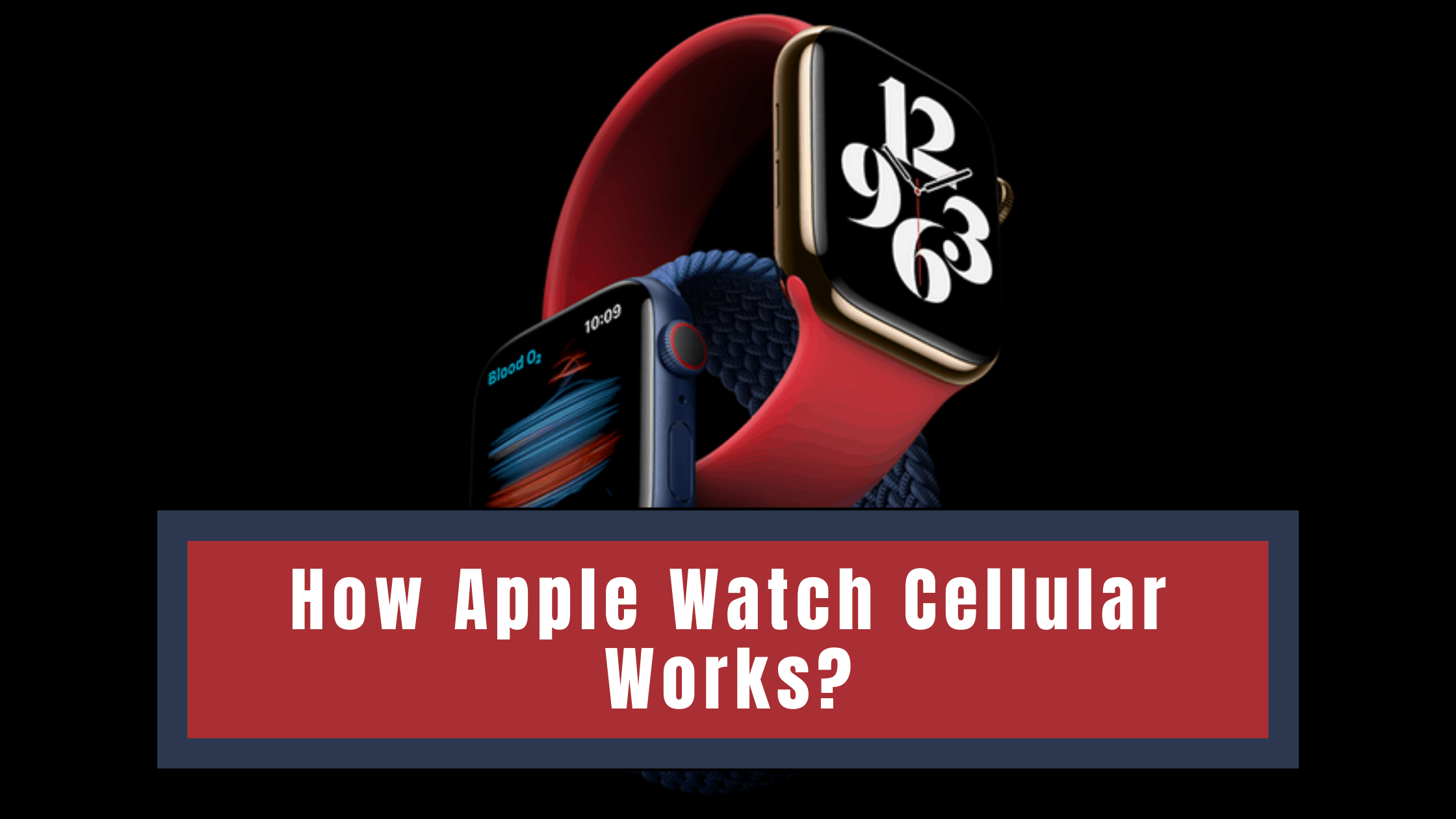So, find out How Apple Watch Cellular Works!