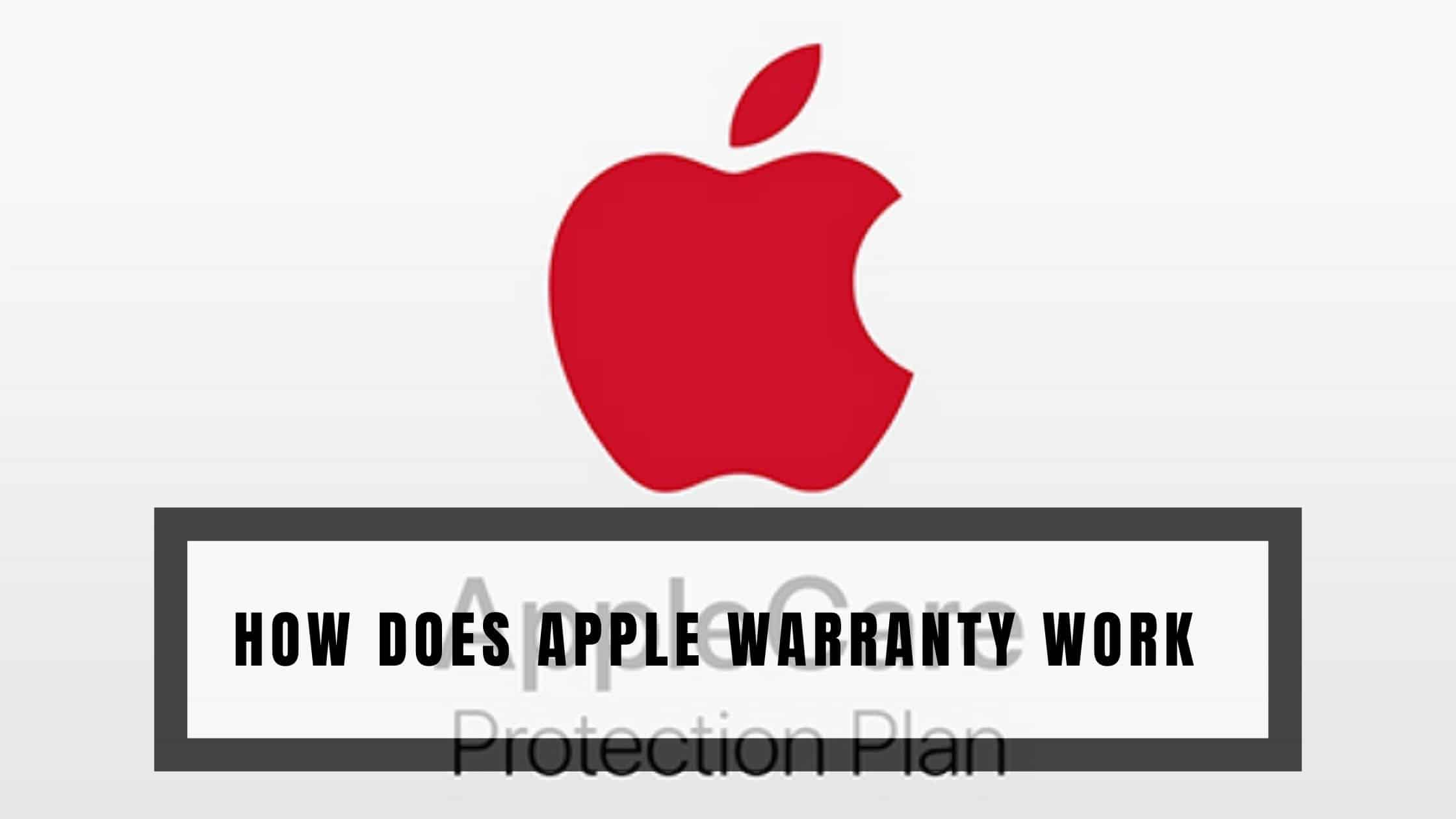How Does Apple Warranty Work