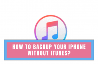 How To Backup Your iPhone Without iTunes