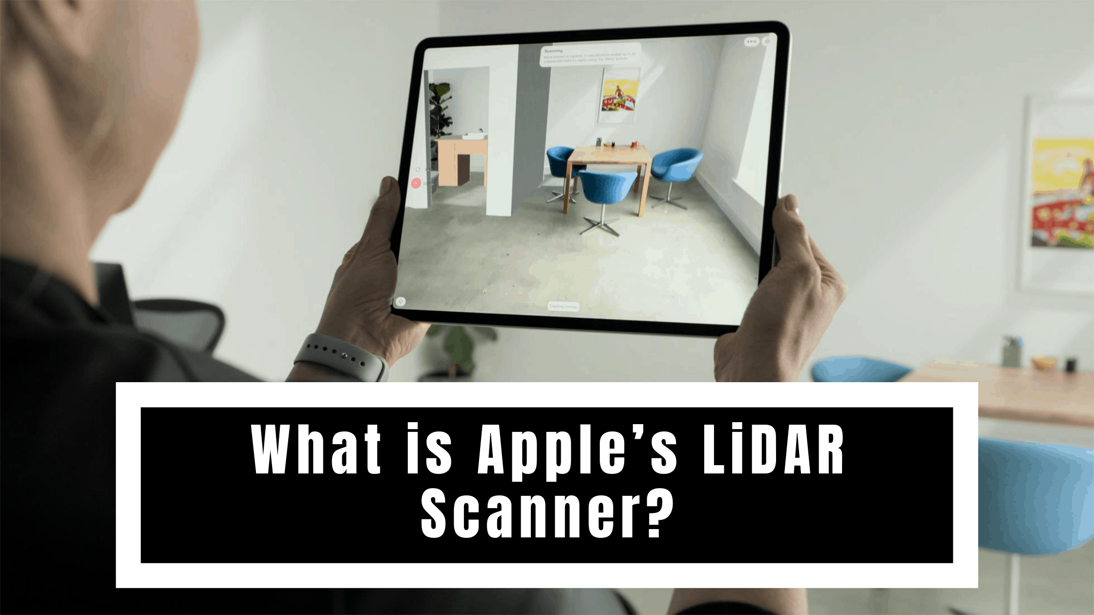 What is Apple's LiDAR Scanner