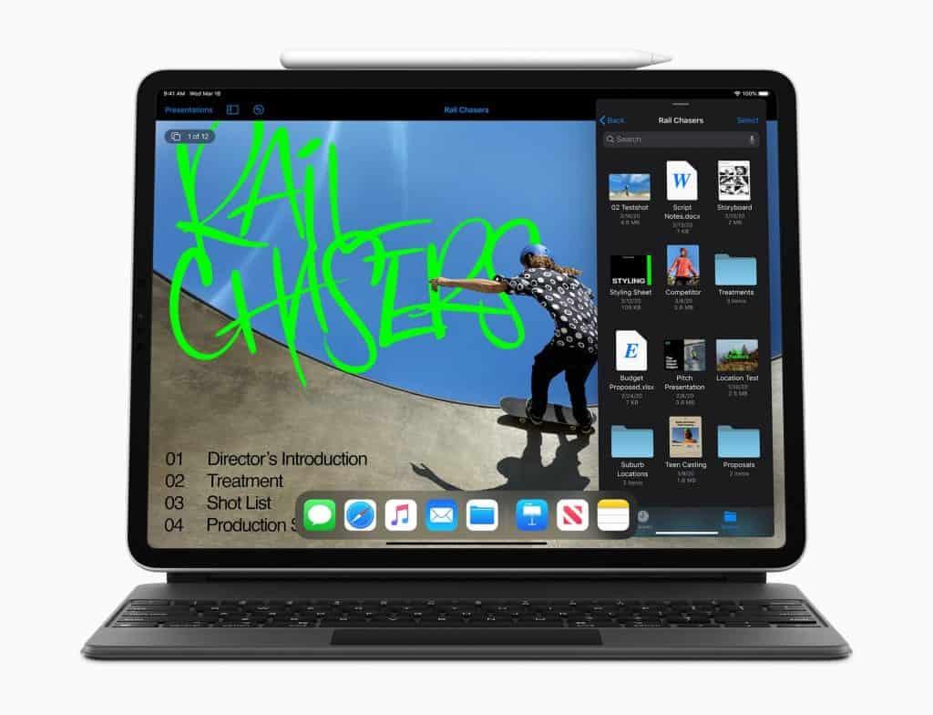 qi wireless charging for iPad