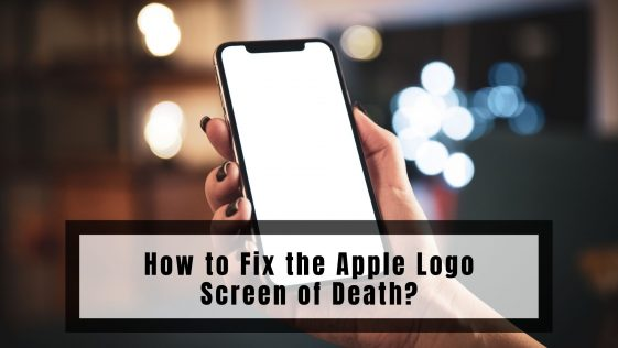 How to Fix the Apple Logo Screen of Death
