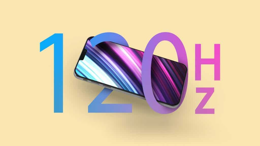 display of iphone 13