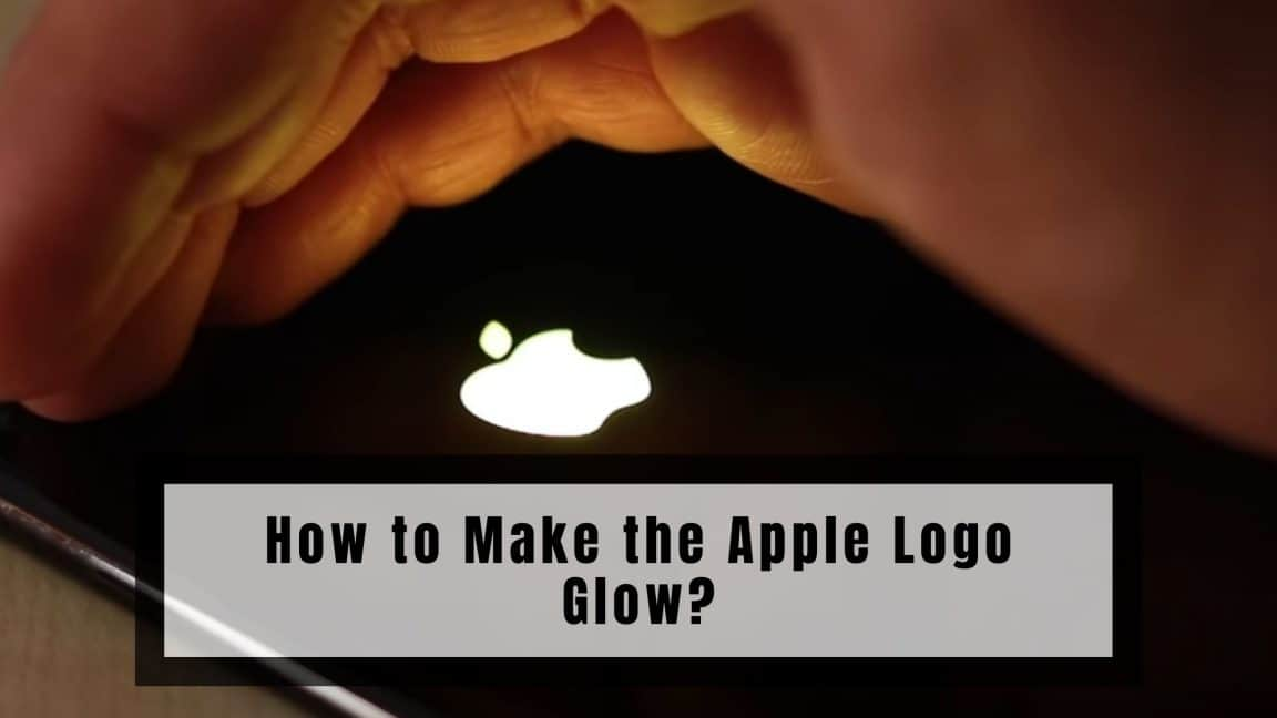 How to Make the Apple Logo Glow