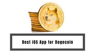 Best iOS App for Dogecoin