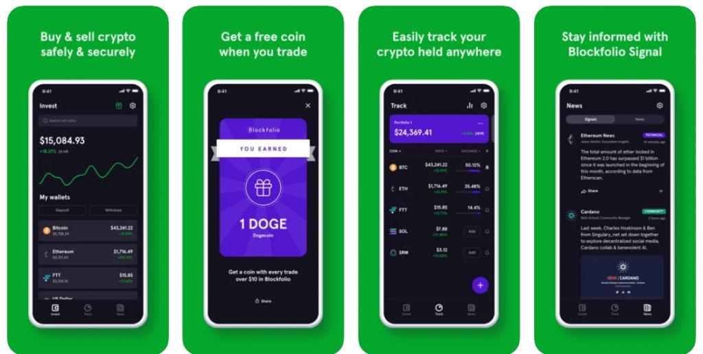 crypto price alerts iPhone