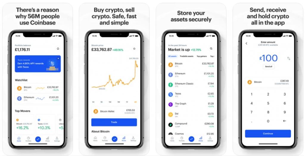 best crypto price alert app 2021
