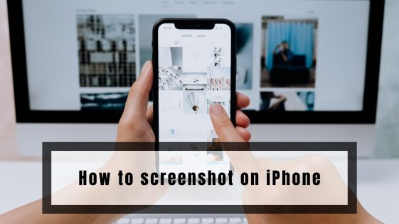 How to screenshot on iPhone