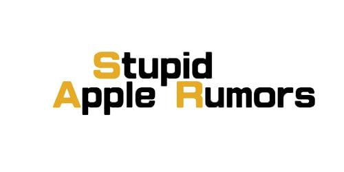Stupid Apple Rumors
