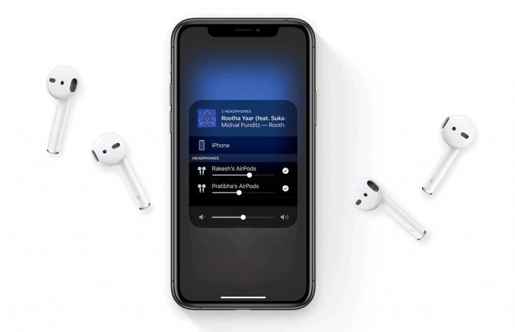 AirPods 2 Bluetooth 5.0