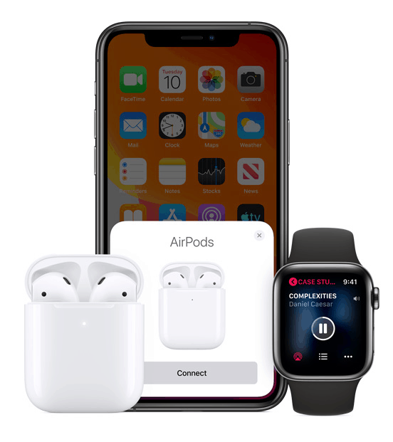 AirPods 2 Connectivity