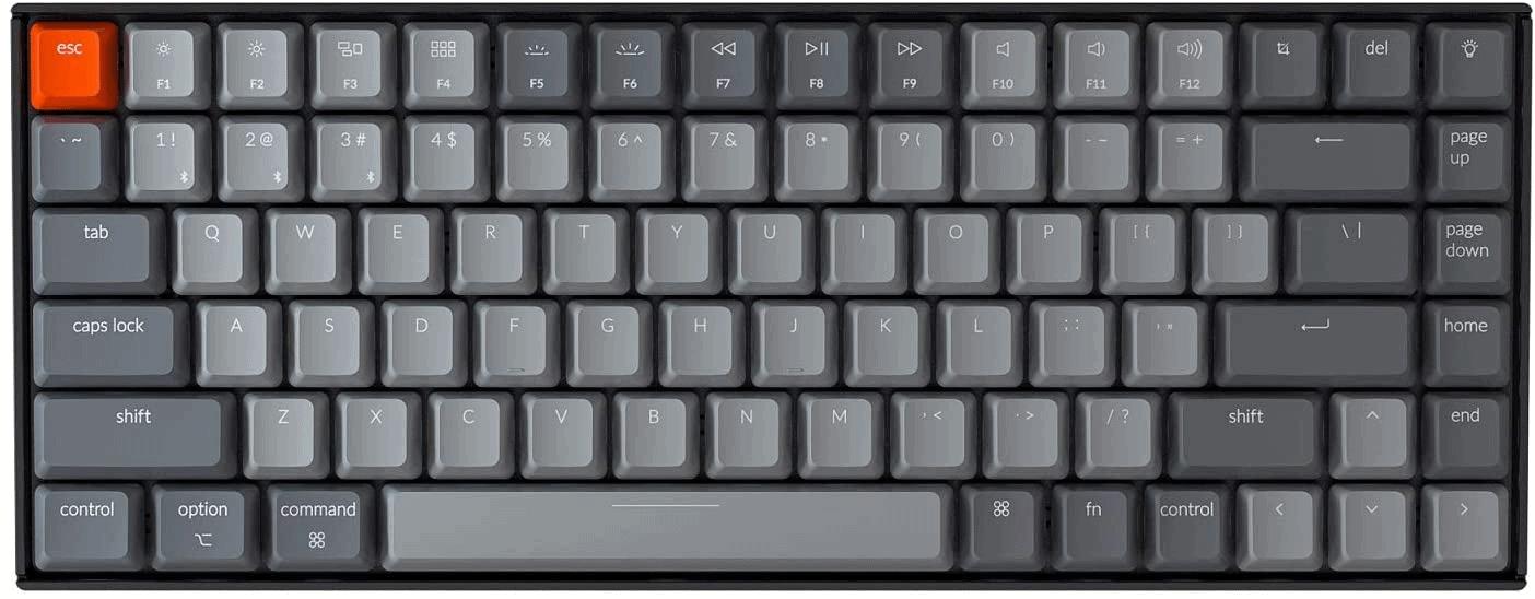 best wireless mechanical keyboard for mac