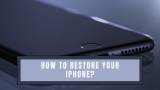 How to Restore your iPhone 2021