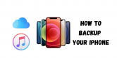How to back up your iPhone 2021