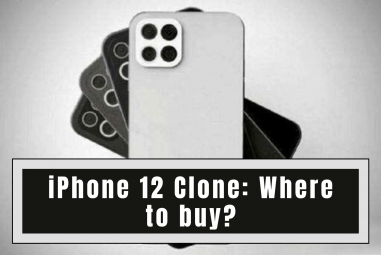 iPhone 12 Clone: Where to buy? (February 2021 Update) | The Latest iPhone Clones